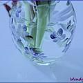 Floral Vase by Wendy Fox