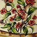 Floral Wisp by Dani Marie