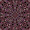 Florametric Mandala-12 by Doug Morgan