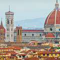 Florence And The Roofs by JR Photography