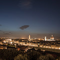 Florence Blue Hour  by John McGraw