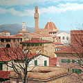 Florence by E Colin Williams ARCA