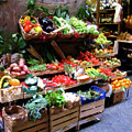 Florence Produce Stand by Steve Brown