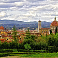 Florence Skyline by Lynn Andrews