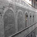 Florentine Stone Graffiti 2 by Ginger Repke
