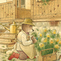 Florentius The Gardener04 by Kestutis Kasparavicius
