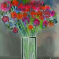 Flores 1 by Carlos Camus