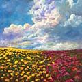 Flores De Mexico by Randy Burns