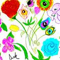 Flores De Primavera  by Vanessa Sisk