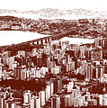 Florianopolis Downtown by Andre Panatto