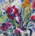 Floribunda Bouquet by Lynne Schulte
