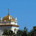 Florida Church by Allan  Hughes