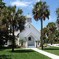 Florida Community Chapel by Allan  Hughes