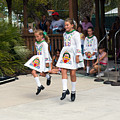Florida Irish Dancers by Allan  Hughes