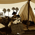 Florida Pioneers 1800s by David Lee Thompson