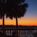 Florida Sunset by Cliff Middlebrook