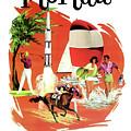 Florida, Vintage Travel Poster by Long Shot