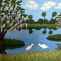 Florida Wetlands by Frederic Kohli