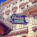 Floridita - Havana Cuba by Chris Andruskiewicz