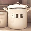 Flour Tin by Tom Gowanlock