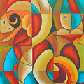 Floutine With Rhythm by Marta Giraldo