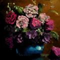 Flower Arrangement by Ahmed Darwish