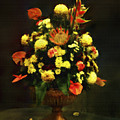 Flower Arrangement by Diane Macdonald