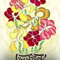 Flower Basket by Mark Sellers