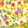 Flower Bed by Joan Hartenstein