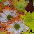 Flower Bouquet by Maxine Billings