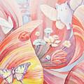 Flower City by Olga Yatsenko