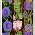 Flower Composition 5 by Anna Folkartanna Maciejewska-Dyba