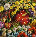 Flower Extravaganza by Dariusz Orszulik