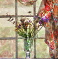 Flower - Flower - A Vase Of Flowers  by Mike Savad