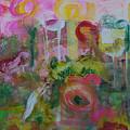 Flower Garden 2 by Erika Avery