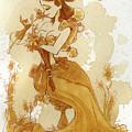 Flower Girl by Brian Kesinger