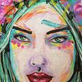 Flower Girl by Howard Ferrier