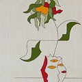 Flower by Hildegarde Handsaeme