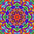Flower Mandala 4 by Alessandra Valentini