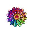 Flower Mandala 6 by Alessandra Valentini