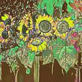 Flower Market by Ian  MacDonald