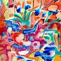 Flower Market by Steevie Parks