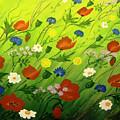 Flower Meadow by Sigita Smetonaite