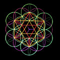 Flower Of Life by Heather Crowther