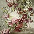 Flower Painting by Paul Theodor van Brussel