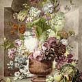 Flower Painting by Pieter van Loo
