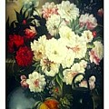 Flower Painting  by Vijay Barath