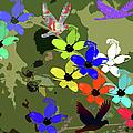 Flower Power 48 by Ericamaxine Price