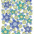 Flower Power 7 by Roberta Dunn