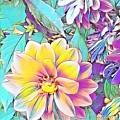 Flower Power by Nicholas Small